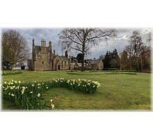Panoramic View of Lauriston Castle Photographic Print