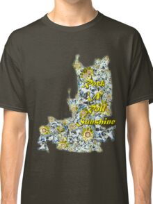 Rock 'N Roll Sunshine Classic T-Shirt