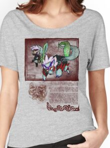 Toon Deity Wolf Link Women's Relaxed Fit T-Shirt