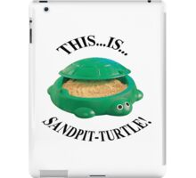Bring Me The Horizon Sandpit-Turtle Sempiternal iPad Case/Skin