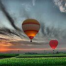 Hot Air! by Roddy Atkinson