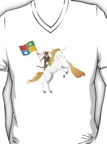 MS Ninja Cat & Unicorn T-Shirt