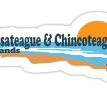 Chincoteague Island -Virgina. Sticker