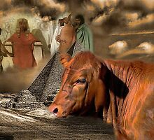 PHAROAH'S DREAM..GENESIS 41:1-36-DREAM OF THE 7 COWS-WE ARE IN THE YEAR OF THE SHEMITAH-BIBLICAL WARNING-TWO CALFS BORN WITH THE NUMBER 7..COINCIDENCE?? I THINK NOT!! by ✿✿ Bonita ✿✿ ђєℓℓσ