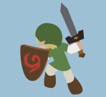Link cut out Kids Clothes