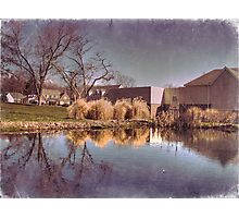 Lower Water Pond Photographic Print