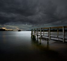 Dawn II, Urunga by Alex  Cowley