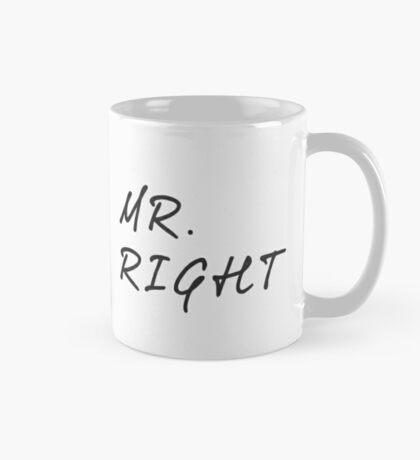 Mr.Right  Mug