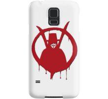 V of Vendetta Samsung Galaxy Case/Skin