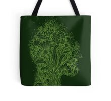Think Green Profile Tote Bag
