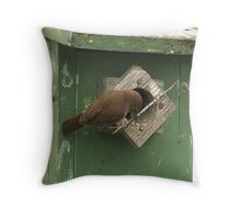 Ooops Throw Pillow