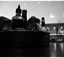 The 5 AM Breakfast Blues Photographic Print