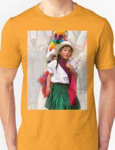 Cuenca Kids 618 Unisex T-Shirt