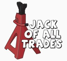 Jack of all trades by TswizzleEG