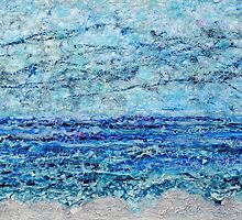 Gelid Shoreline by Regina Valluzzi