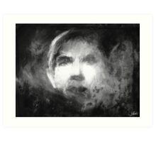 Horror Icons: Bela Lugosi - Dracula Art Print