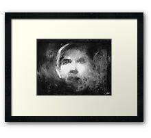 Horror Icons: Bela Lugosi - Dracula Framed Print