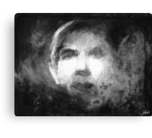 Horror Icons: Bela Lugosi - Dracula Canvas Print