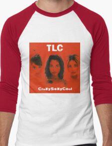 TLC-Crazy Sexy Cool Men's Baseball ¾ T-Shirt