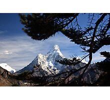 Ama Dablam, Nepal Photographic Print