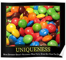 Uniqueness Poster