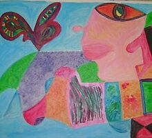 Mind's eye by debug7000
