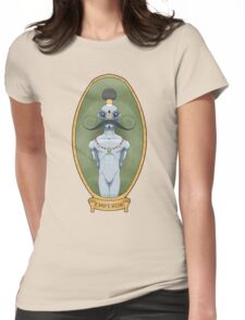 Tribal Emperor Womens Fitted T-Shirt