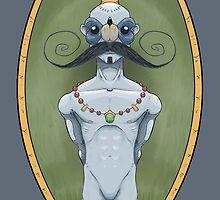 Tribal Emperor by crabro