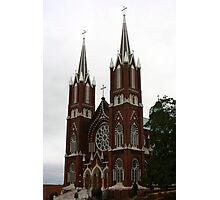 Church in Georgia Photographic Print