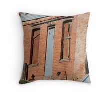 'Closed for business' Throw Pillow