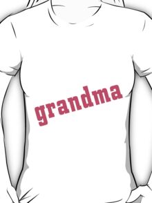 PROMOTED TO GRANDMA 2015 T-Shirt