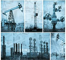 Oil industry and money. by bashta