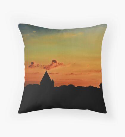 Last Light - Alderney Throw Pillow