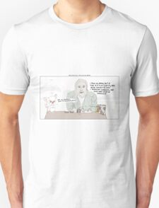True Detective + Pinky and the Brain Unisex T-Shirt