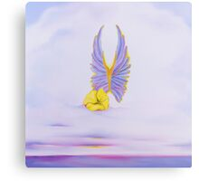 Angel of Joy Canvas Print