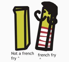 French Fries by Kimberly Temple