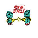"""Run The Jewels 12"""" Cover by Daftie"""