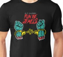 "Run The Jewels 12"" Cover Unisex T-Shirt"