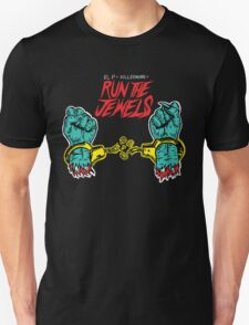 "Run The Jewels 12"" Cover T-Shirt"