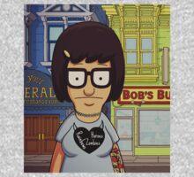 Hipster Tina Belcher T-Shirt