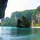 Krabi coast, Thailand by Philip Alexander