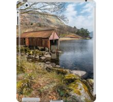 Rusty Boathouse iPad Case/Skin