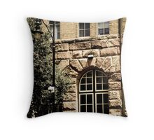 'streetscape' Throw Pillow