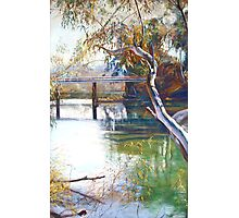 Goulburn Bridge II Photographic Print