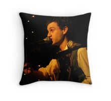 Fly Paper Jet 02 Throw Pillow