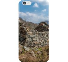 Cottage Ruin iPhone Case/Skin