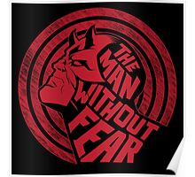 The Man Without Fear Poster