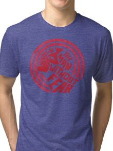 The Man Without Fear Tri-blend T-Shirt