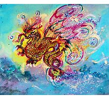 SEA DRAGON Photographic Print