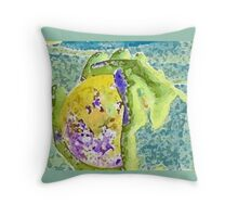 World in your Hands: precious Orb Throw Pillow
